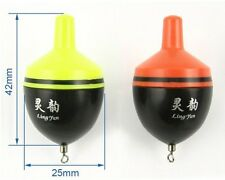 2 X Electronic light up Fishing Floats In 2 Colours,Fishing Tackle Special !