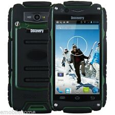 "4.0"" Discovery V8 Android 4.4 3G Smartphone MTK6572 WiFi GPS Waterproof 4GB ROM"