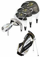 Ray Cook Golf Men's Silver Ray Complete Set with Bag