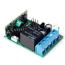 1Key 315/433MHZ Wireless Module Receiver Controller For Relay Remote Switch MA