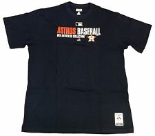 Majestic Navy MLB Houston Astros S/S Team Authentic Collection Character T-Shirt