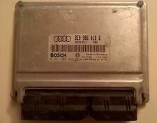 2001 AUDI A4 1.8 PETROL Bosch ECU 8E0 906 018 B , 0 261 206 868 CAN BE CODED