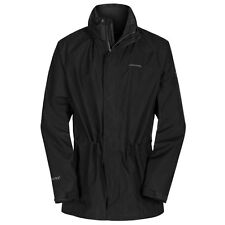 CRAGHOPPERS MENS ASHTON GORE-TEX WATERPROOF JACKET BLACK CMW723