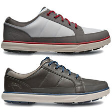 48%OFF Callaway Golf Del Mar Sport Ortholite® Mens Leather Waterproof Golf Shoes