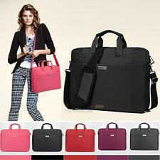 13'' Notebook laptop Sleeve Case Bag Messenger Shoulder Handbag Carry Briefcase
