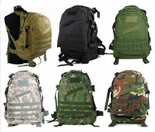 Airsoft Tactical US Army Hunting Camping 3Day Molle Assault Backpack Bag 7ColorS