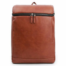 ChanChanBag Faux Leather Backpack Mens Rucksack for Laptop School Bag 9093 CA