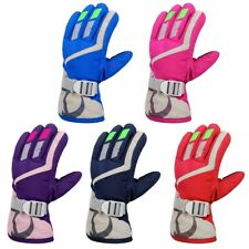 WATERFLY Boys Girls Winter Gloves Warm Ski Skiing Snowboard Resistance Water