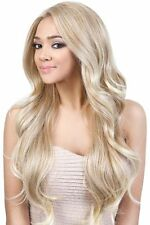 LXP ENVY Motown Tress Synthetic Extra Deep Part Lace Front Wig, Long Wavy Style