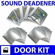 Zirgo Cooling Heat & Sound Deadener for 52-79 MG Austin ~ 2 Door Kit