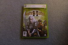 The Lord of the Rings The Battle for Middle Earth II Xbox 360
