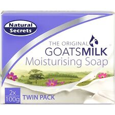 Natural Secrets Goats Milk Soap 4, 8, 12 or 16 Bars
