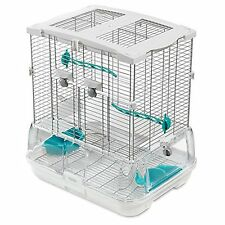 Bird House Cage Small Pet Wire Medium Parrot Cockatiel Parakeet Supply Finch NEW