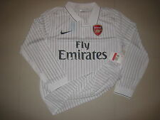 Arsenal 2009-10 Nike 3rd English Premier League version L/S Player issue Shirt
