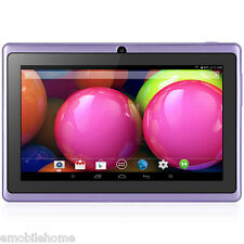 7.0 inch Q88H Android 4.4 Tablet PC WVGA Screen A33 Quad Core 1.3GHz 512MB+8GB