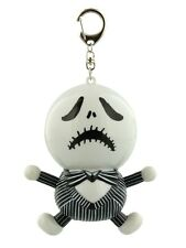 The Nightmare Before Christmas Sad Jack Key Fob Black & White Keyring