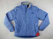 The North Face NEW Dani Quilted Down Insulated Full Zip Lavender Purple Jacket