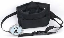 new dog exhibitor show training treat pouch agility obedience adjustable bag