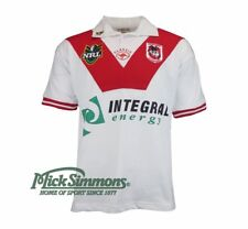 St George-Illawarra Dragons 1999 Retro Rugby League Jersey