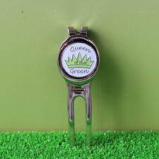 2016 New Magnetic Golf Divot Tool W Golf Ball Mark 1pcs Free Shipping