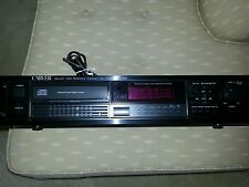 CARVER SD/A-490T CD PLAYER VACUUM TUBE EXCELLENT CONDITION HARD TO FIND CD DISC