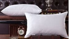 White Goose Down Alternative Pillow King Queen Size High Quality Hotel Luxurious