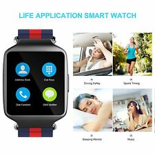 Fashion Smart Wrist Watch Bluetooth Phone Mate Sports Traceker For Android iOS