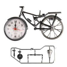 Creative Plastic Bicycle/Yacht/Helicopter/Motorcycle Alarm Clock Home Ornament