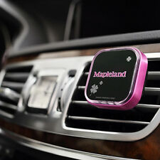 Car Solid Scents Air Freshenr Gel Perfume Balm Fragrance Diffuser Vent Outlet