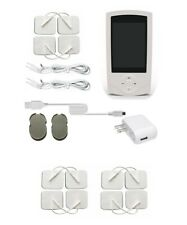 TENS Unit TENS/EMS LCD Digital Massager 12 modes Phone Style Touch Screen XV
