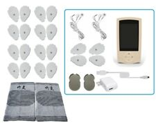 TENS Unit TENS/EMS LCD Digital Massager 12 modes Phone Style Touch Screen XXI