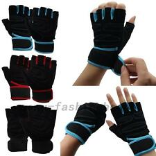 Climbing Bicycle Outdoor Sports Bike Anti-skid Half Finger Gloves For Men Women