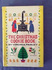The Christmas Cookie Book Vintage 1949 Holiday Desserts Virginia Pasley