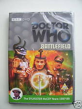 Doctor Who Battlefield ....DVD  NEW and SEALED