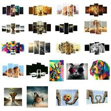 HD Canvas Print Home Decor Wall Art Animal Design Painting Picture Unframed 3PC