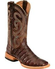 Ariat Stilwatter Authentic Caiman Belly Sq Toe 10011794 Boot FREE SHIPPING