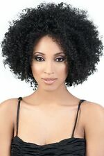 LFE-DREAM, Motown Tress Ear to Ear Lace Wig Synthetic Spriral Curl Style