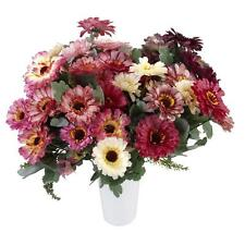 Artificial Silk Flower Coreopsis Daisy Bouquet Wedding Home Party Table Decor