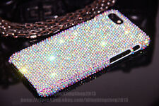 For iPhone 7 7 Plus Amazing Case  Bling Diamond Real Crystal Rhinestone Cover
