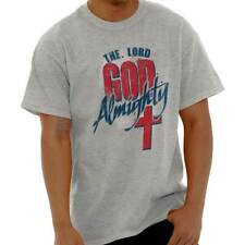 Lord God Almighty Jesus Christian T Shirts Jesus Christ Gift T Shirt Tee