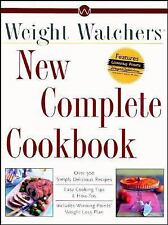 Weight Watchers: Weight Watchers® New Complete Cookbook (1999, Paperback)