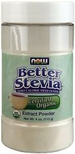 NOW Foods Better Stevia - Extract Powder