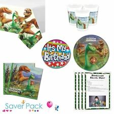 The Good Dinosaur Party Tableware Saver Pack
