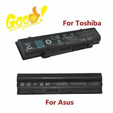 Battery for Toshiba Asus A32-U24 6 Cell 4000-5000mAh External Battery Black New!