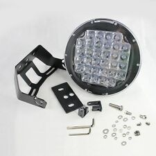 LUMINUX Round LED car work Light Driving Lamp 160W 13600LM Offroad Truck Car ATV