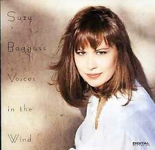 Voices in the Wind; Suzy Bogguss 1992 CD, Country Music L@@K FREE SHIPPING!!