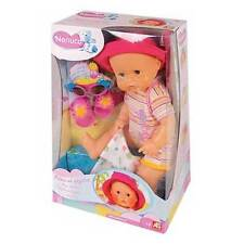 Nenuco Baby Doll red cheeks at beach (39cm tall) Age 3+ NEW