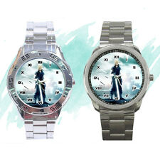 NEW Wrist Watch Sport Analogue Unisex 7 Cloud Fantasy Final