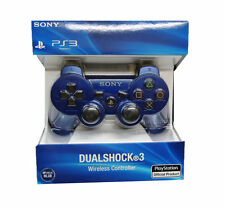 Official Wireless Dualshock 3 Gamepad Controller for Sony Playstation PS3 New