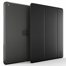 iPad Air 2 Case Smart Magnetic Cover Slim Leather Hard Back Stand Wake Up/Sleep